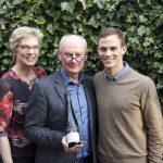 Els en Will Beeren ontmoeten Lorenz Haas