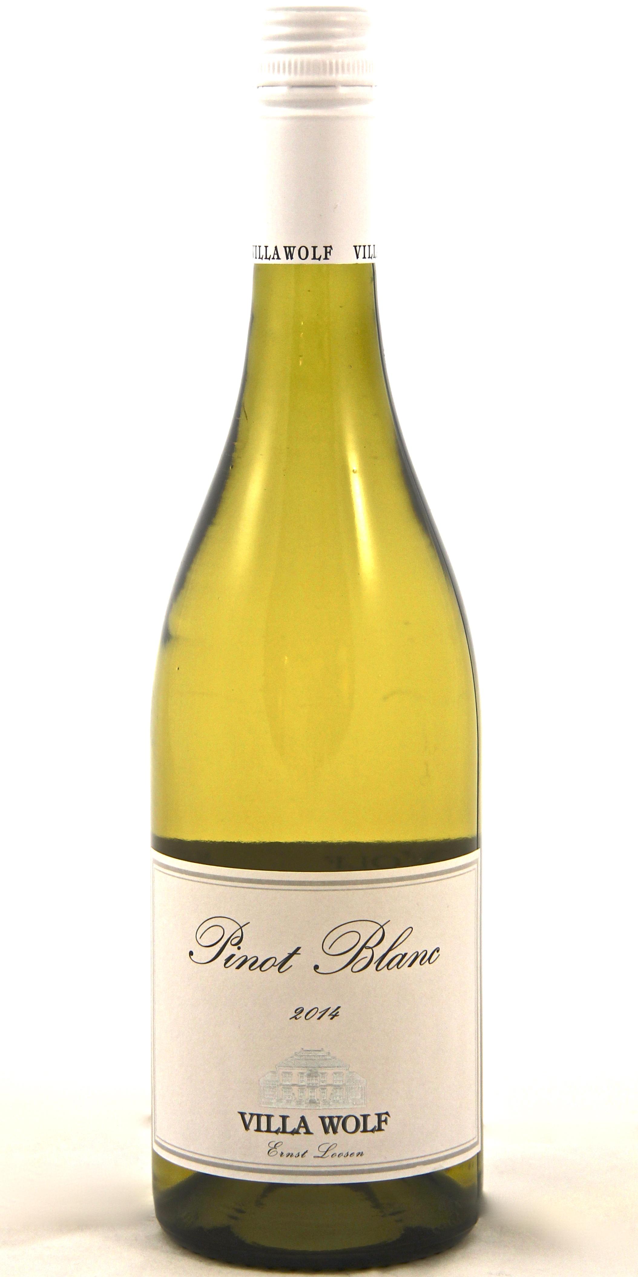 Pinot Blanc Villa Wolf | www.legrandcru.nl